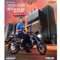 Cashback offer on the Yamaha FZS V2 Bike