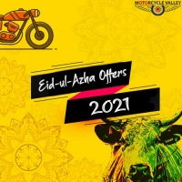 Discount Bikes From 5,000 to 35,000 Taka in This Eid-ul-Azha