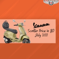 Vespa Scooter Price in BD July 2021