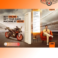 Buy Your Favorite KTM Motorcycle from Home