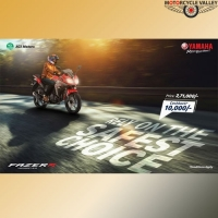 Huge Cashback on Yamaha Fazer Bikes, and With Only 2 days Left