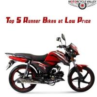 Top 5 Runner Bikes at Low Price