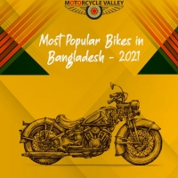 Most Popular Bikes in Bangladesh 2021