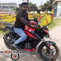 Bajaj Pulsar NS160 Fi ABS 2000km riding experiences by Azharul Islam