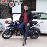 Bajaj Pulsar NS160 Twin Disc 2100km riding experiences by Kazi Humayun Kabir