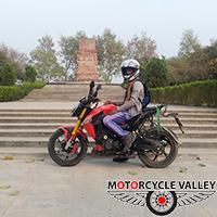 Benelli 165S 9500km riding experiences by Fahim Hosen Roni