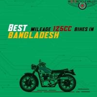 Best Mileage 125cc  Bikes in Bangladesh