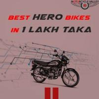 Best Hero Bikes with in 1 Lakh Taka