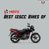 Best 125cc Bikes of Hero