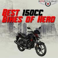 Best 150cc Bikes of Hero