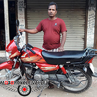 Hero Hf Deluxe User Review By Masud Ali Motorbike Review Motorcycle Bangladesh