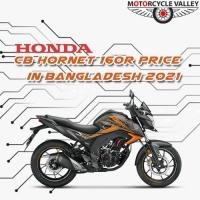 Honda CB Hornet 160R Price in Bangladesh 2021