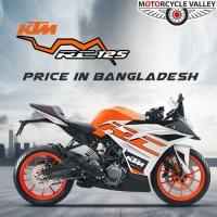 KTM RC 125 Price in Bangladesh