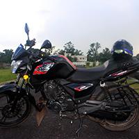 Keeway RKS 100 Test Ride Review by Team MotorcycleValley