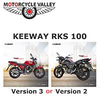 Keeway RKS 100 v3 or v2. Which one should buy?
