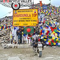 Khardungla Summit by Abdul Momen Rohit