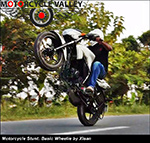 Motorcycle Stunt in Bangladesh