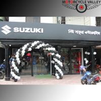 New Suzuki showroom in Baneshwar Rajshahi