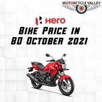 Hero Bike Price in BD October 2021