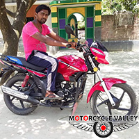 Roadmaster Prime 100cc user review by Mithu