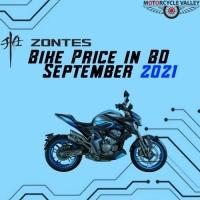 Zontes Bike price in BD September 2021