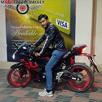 Suzuki GSX-R 150 user review by Mehedi Hasan Niloy