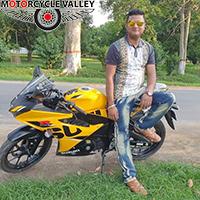 Suzuki GSX-R 6500km riding experiences by Kazi Zamal Hossain Jhon