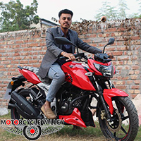 TVS Apache RTR 160 4v user review by Nadim Iqbal Abir