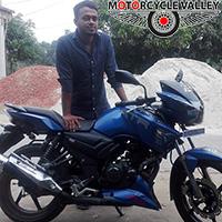 TVS Apache RTR 150 Matte Series price in Bangladesh