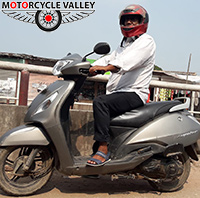 TVS Jupiter 25000km riding experiences by Shamim Hossain