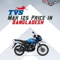TVS Max 125 Price in Bangladesh