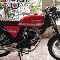Victor-R Cafe Racer 125 Features Review