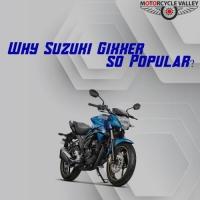 Why Suzuki Gixxer so Popular?