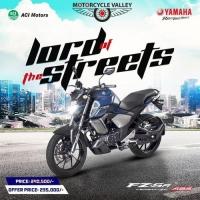 Price Come down of Yamaha FZS V3