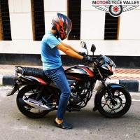 Bajaj Discover 110 Disc 5800km riding experiences by SM Abdullah