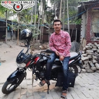 Bajaj Discover 110 Drum 19000km riding experiences by Sumon Biswash