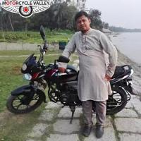 Bajaj Discover 110cc 17000km riding experiences by MD Zahirul Islam