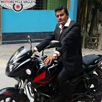 Bajaj Pulsar 150 Twin Disc 10000km riding experiences by Md Sheikh Farid