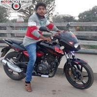 Bajaj Pulsar 150 Twin Disc 26000km riding experiences by Shimul Rana