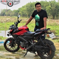 Bajaj Pulsar NS160 Twin Disc 15000km riding experiences by Saifullah Sany