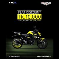 FKM Flat Discount