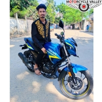 Hero hubk 150R ABS User Review by Naeem Islam