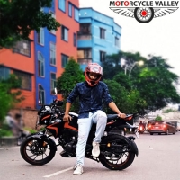 Hero Hunk 150R ABS User Review by Limon Shikdar