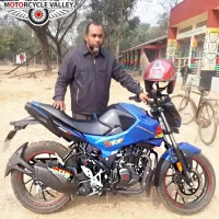 Hero Thriller 160R Fi ABS SD 3200km riding experiences by MD Najmul Hussain