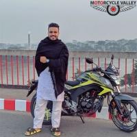 Honda CB Hornet 160R CBS 10000km riding experiences by Sahariar Rabby