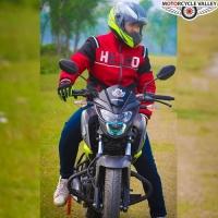 Honda CB Hornet 160R CBS 12000km riding experiences by Mehedi Hasan Bappy