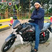 Honda Livo Disc 1550km riding experiences by Al Mamun