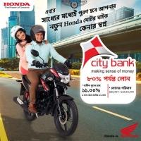 Buy Your Favorite Honda Motorcycles in Easy Installments