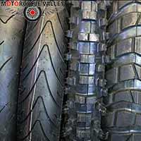 Motorcycle Tube type tire Vs Tubeless tire