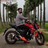 Suzuki Gixxer 8000km riding experiences by Anik Hossain